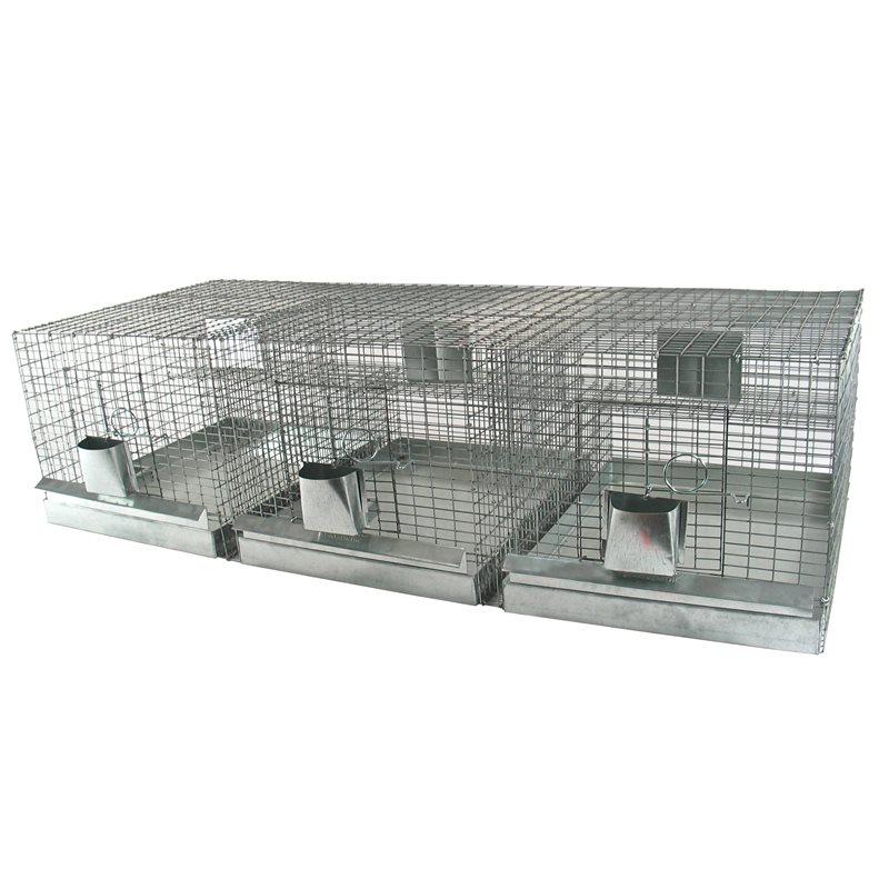 Accessoires pour construire des cages à chinchillas