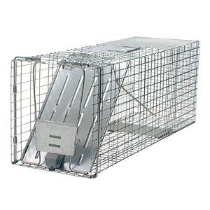 Piège à ratons laveurs et marmottes