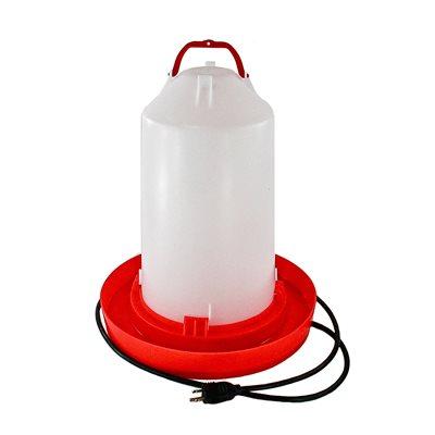 Abreuvoir chauffant 3 gallons