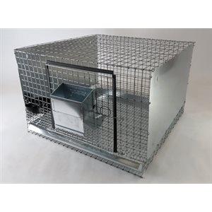 "Cage avec tiroir 24"" X 24"""