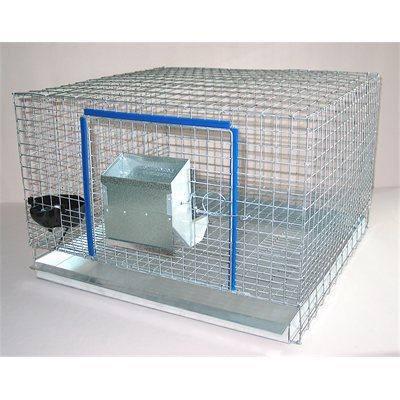 "Cage 24"" X 24"" X 16"" avec tiroir"