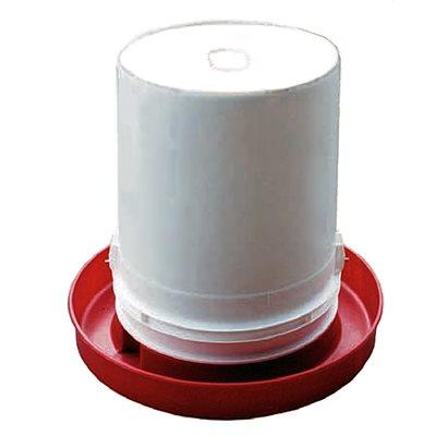 Fontaine 5 gallons en plastique