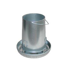 Trémie métal 25 lbs