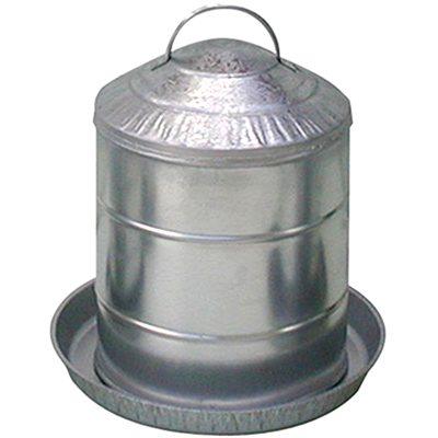 Fontaine en métal 5 gallons
