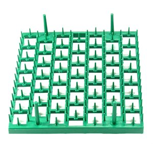 Plateau en plastique pour oeufs de faisans