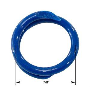 "Blue Ring 7 / 8"""