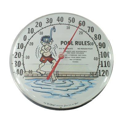 Thermomètre (piscine)
