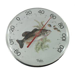 Thermomètre (Poisson)