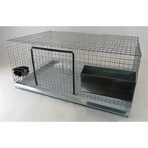 "Cage 36"" X 24"" X 16"" + tiroir"