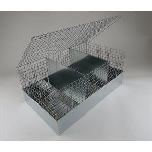 Cage de transport (trois sections)